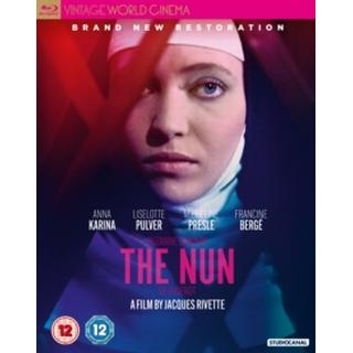 La Religieuse [Blu-ray] [2018]